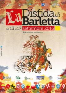 La Disfida di Barletta 2016