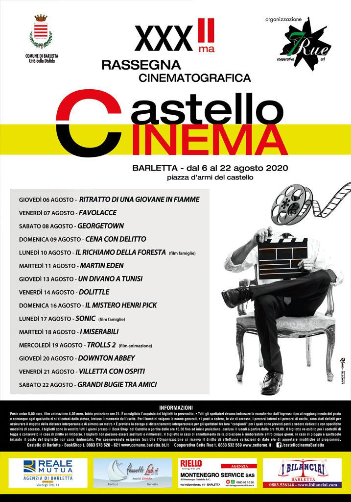 castello cinema barletta 2020